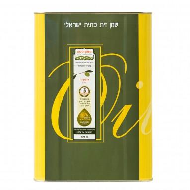 שמן זית ארבניקה - 18 ליטר
