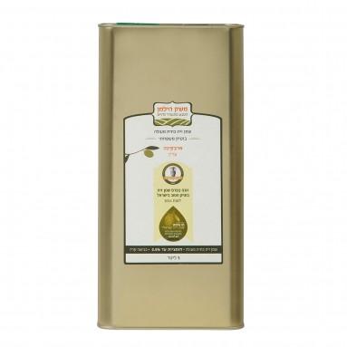 שמן זית ארבניקה - 5 ליטר