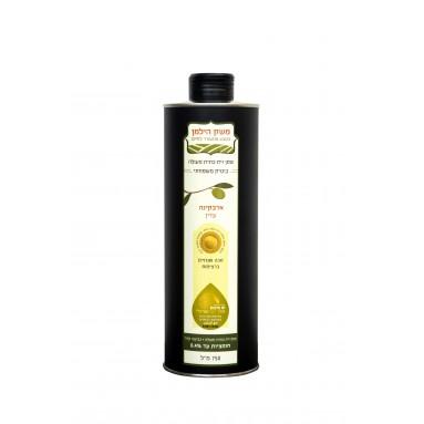 שמן זית ארבניקה - פח 750 ml