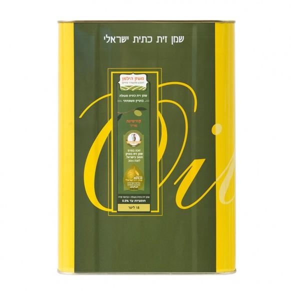 שמן זית קורטינה - 18 ליטר