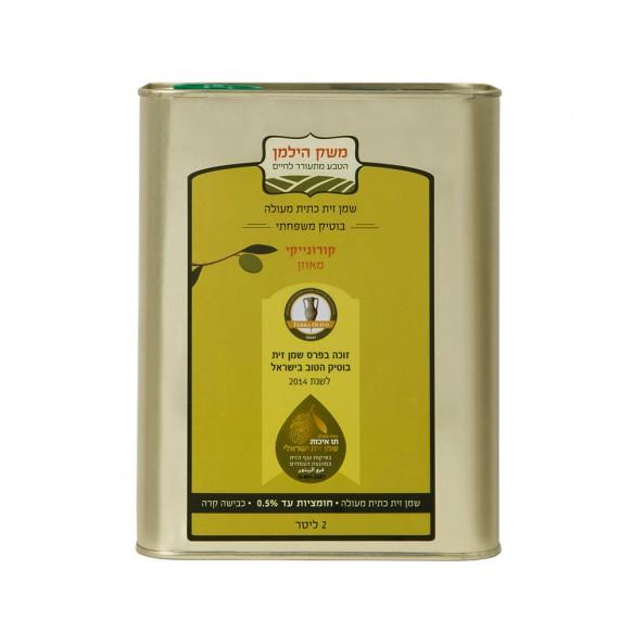 שמן זית קורונייקי - 2 ליטר