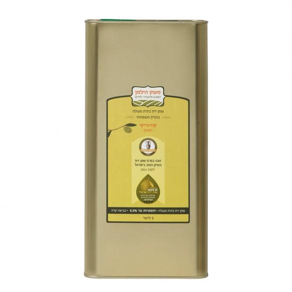 שמן זית קורונייקי - 5 ליטר