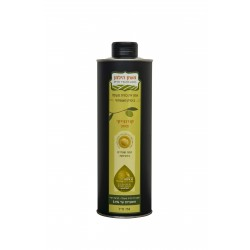 שמן זית קורונייקי -  פח 750 ml
