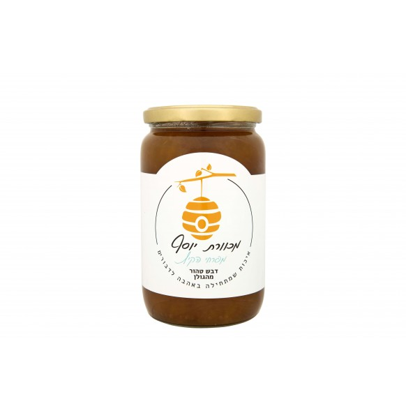דבש אמיתי 1 קילו פרחי קיץ