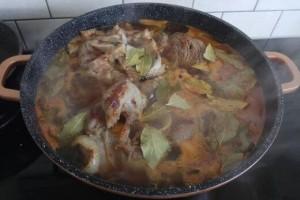 מתכון לאוסובוקו עם שמן זית קורטינה