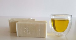 סבון טבעי עם שמן זית 100% כתית מעולה