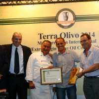 קבלת פרס TERRA OLIVE